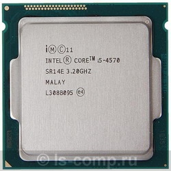Процессор Intel Core i5-4570 CM8064601464707S R14E фото #1