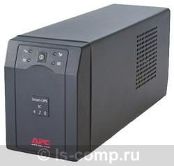 ИБП APC Smart-UPS SC 420VA 230V SC420I фото #1