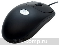 Мышь Logitech RX250 Optical Mouse Black USB 910-000199 фото #1