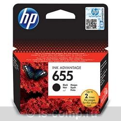 Струйный картридж HP 655 черный CZ109AE фото #1