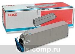 Тонер-картридж OKI 44059263 голубой расширенной емкости фото #1