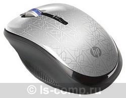 Мышь HP WE790AA Silver-Black USB фото #1