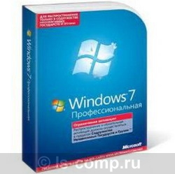 Microsoft Win Pro 7 SP1 64-bit Russian Single package DSP OEI DVD FQC-04673 IN PACK фото #1