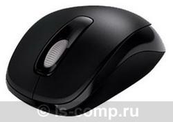 Мышь Microsoft Wireless Mobile Mouse 1000 Black USB 2CF-00047 фото #1