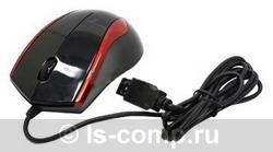 Мышь A4 Tech Q3-400-4 Black-Red USB фото #1