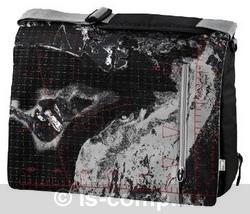 "Сумка для ноутбука HAMA H-23233 15.4"" Black-Grey фото #1"