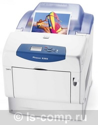 Принтер Xerox Phaser 6360DN P6360DN фото #1