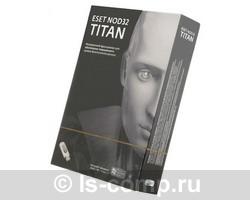 NOD32 TITAN - лицензия на 1 ПК (базовый продукт ESET NOD32 Smart Security - лицензия на 1 год на 3ПК) NOD32-EST-NS(BOX)-1-1 фото #1