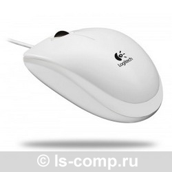 Мышь Logitech B110 Optical Mouse USB White 910-001804 фото #1