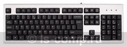 Клавиатура A4 Tech KM-720 Silver-Black PS/2 фото #1