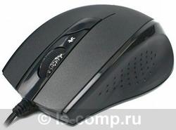 Мышь A4 Tech D-600X Holeless Black USB фото #1