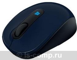 Мышь Microsoft Sculpt Mobile Mouse Blue USB 43U-00014 фото #1