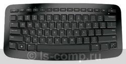 Клавиатура Microsoft Arc Keyboard Black USB J5D-00014 фото #1