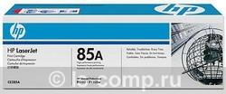 Лазерный картридж HP CE285A черный фото #1