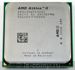 Процессор AMD Athlon II X3 435 ADX435WFK32GI фото #1