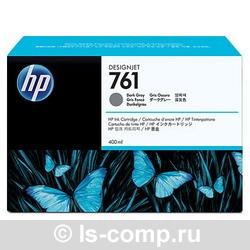 Струйный картридж HP 761 темно-серый CM996A фото #1