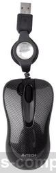 Мышь A4 Tech N-60F-2 Carbon USB фото #1