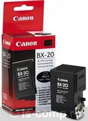 Струйный картридж Canon BX-20 черный 0896A002 фото #1