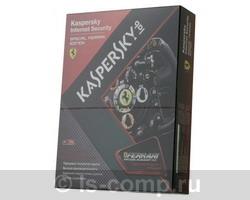 Kaspersky Internet Security Special FERRARI 2011 Rus 1-Desktop 1 year Base Box KL6815RBAFS фото #1