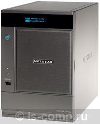 Сетевое хранилище NetGear ReadyNAS Ultra 6 6-bay RNDU6000-100PES фото #1