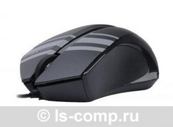 Мышь A4 Tech D-312 DustFree Mouse Black USB фото #1