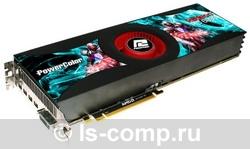 Видеокарта PowerColor Radeon HD 6990 830Mhz PCI-E 2.1 4096Mb 5000Mhz 512 bit DVI HDCP AX6990 4GBD5-M4D фото #1