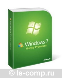 Microsoft Windows 7 Home Premium 32/64-bit Russian GFC-00188 фото #1