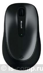 Мышь Microsoft Wireless Mouse 2000 Black USB 36D-00005 фото #1