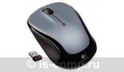 Мышь Logitech Wireless Mouse M325 Grey USB 910-002335 фото #1
