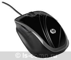 Мышь HP BR376AA Black USB фото #1
