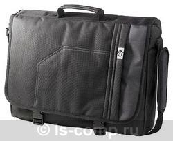 """Сумка для ноутбука HP Basic Messenger Carrying Case 17.3"""" Black AP355AA фото #1"""