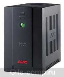 ИБП APC Back-UPS 1100VA with AVR, Schuko Outlets for Russia, 230V BX1100CI-RS фото #1