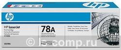 Лазерный картридж HP CE278A черный фото #1