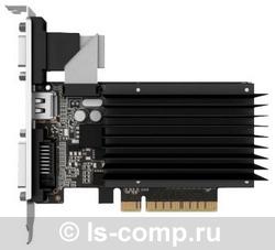Видеокарта Palit GeForce GT 730 902Mhz PCI-E 2.0 2048Mb 1804Mhz 64 bit DVI HDMI HDCP Silent NEAT7300HD46-2080H фото #1