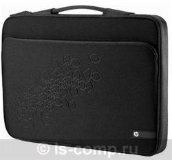 Чехол HP Black Cherry Notebook Sleeve 17 LR378AA фото #1