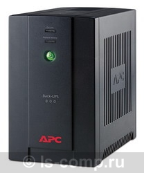 ИБП APIOTEK Back-UPS 800VA with AVR, Schuko Outlets, 230V for Russia BX800CI-RS фото #1