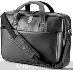 Сумка для ноутбука HP Professional Leather Case 17.3 H4J94AA фото #1
