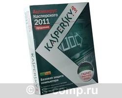Kaspersky Anti-Virus 2011 Russian Edition. 2-Desktop 1 year Renewal Box KL1137RBBFR фото #1
