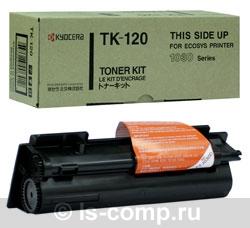 Тонер-картридж Kyocera-Mita TK-120 черный фото #1