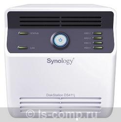 Сетевое хранилище Synology DS411j фото #1