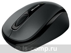 Мышь Microsoft Wireless Mobile Mouse 3500 Lochness Grey USB GMF-00292 фото #1
