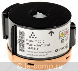 Картридж Xerox 106R02181 черный фото #1
