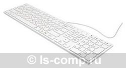 Клавиатура BTC 6310U White USB 6310U-W фото #1