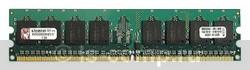 Оперативная память Kingston KVR800D2N6/2G фото #1