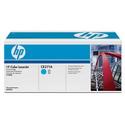 Лазерный картридж HP CE271A голубой